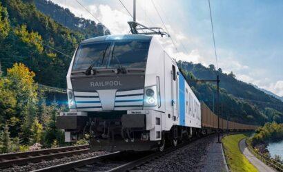 Railpool zamawia 20 lokomotyw Vectron MS