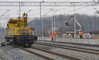 Autoryzacja kierownika pociągu na torach zamkniętych