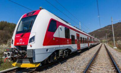 Koleje Słowackie kupią do 20 nowych składów RegioPanter