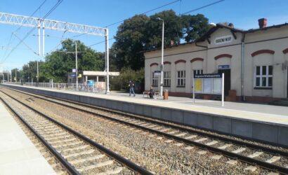 PKP PLK podpisała porozumienie ws. przywrócenia pociągów do Czarnkowa