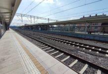 Stacja Rzeszów Główny z trzecim peronem i podziemnym przejściem