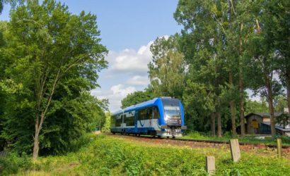 Polregio przywróciło część pociągów Warmii i Mazurach