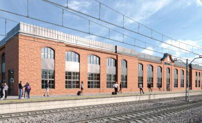 Rusza przetarg na modernizację dworca w Siedlcach [WIZUALIZACJE]