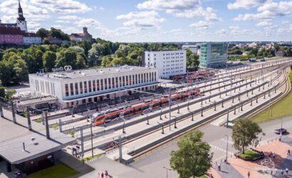 Siemens Mobility zmodernizuje infrastrukturę kolejową w Estonii