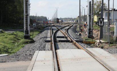 350 mln zł na modernizuję szerokotorowych linii kolejowych na Podlasiu