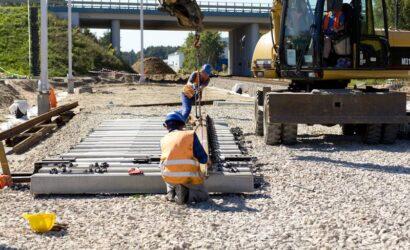 Jak przebiega modernizacja linii Tarnowskie Góry – Zawiercie?
