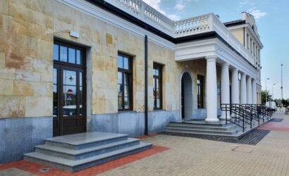 Dworzec w Skarżysku-Kamiennej otwarty dla podróżnych [GALERIA]