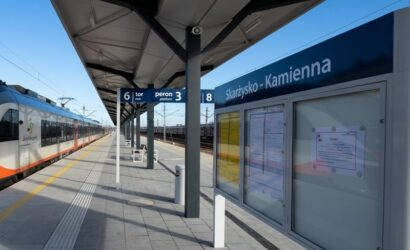 PLK wyremontują perony na odcinku Skarżysko-Kam. – Tomaszów Maz.