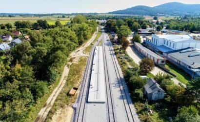 W grudniu pojedziemy pociągami z Wrocławia do Świdnicy przez Sobótkę