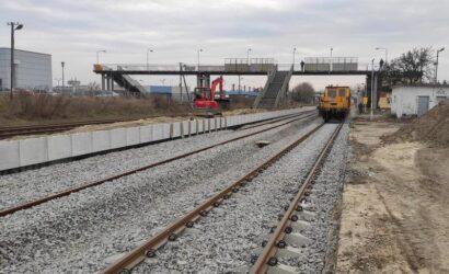 Od lutego na stacji Mielec rozpoczął się kolejny etap prac