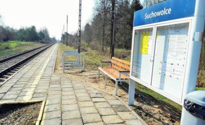 Podlaskie: perony w Kleszczelach i Suchowolcach zostaną przebudowane