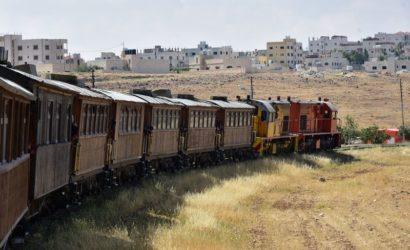 Jordania: szlakiem Kolei Hidżaskiej [galeria]