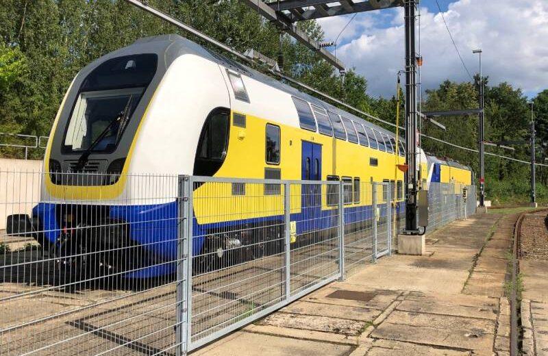 Bombardier zbuduje 14 kolejnych wagonów piętrowych TWINDEXX Vario dla LNVG
