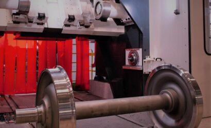DB Cargo Polska zainwestowało w nowoczesne maszyny w rybnickim zakładzie [FILM]