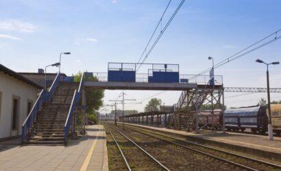 PLK kontynuują inwestycje na zachodzie Małopolski
