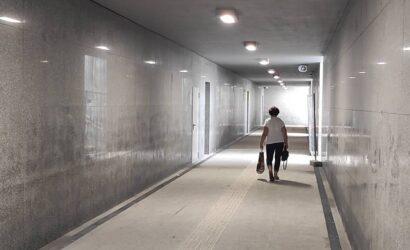 Pasażerowie mogą już korzystać z nowego tunelu na stacji Zgierz