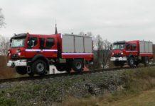 PKP PLK zaprezentowała nowe specjalistyczne pojazdy