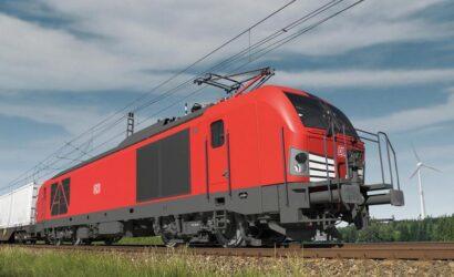 DB Cargo z umową ramową na 400 hybrydowych Vectronów