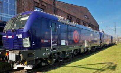 Cargounit odebrał trzy Vectrony MS i przekazał je Bahnoperator
