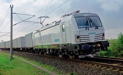 Siemens Mobility będzie testował zastosowanie wodoru w lokomotywie Vectron
