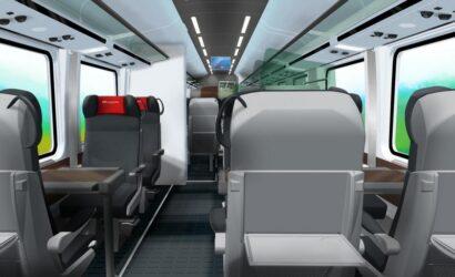 Koleje Czeskie zamawiają 180 wagonów Viaggio Comfort na 230 km/h [WIZUALIZACJE]