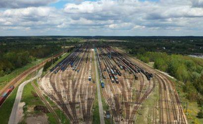 Świętokrzyskie chce budować terminal intermodalny w Skarżysku-Kamiennej
