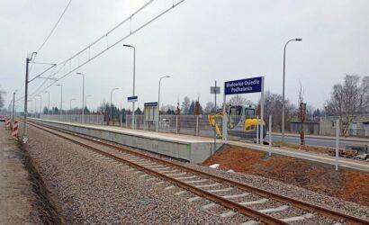 Pasażerowie skorzystają z nowego przystanku Wadowice Osiedle Podhalanin