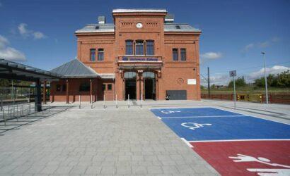 Dworzec Wałbrzych Główny otwarty dla podróżnych