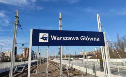 PKP Intercity dojechało do stacji Warszawa Główna