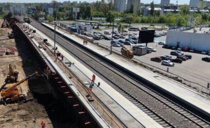 Przystanek Warszawa Targówek ułatwi komunikację między pociągiem a metrem