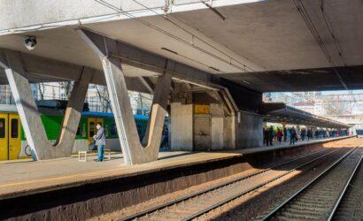 Od 1 stycznia wiele pociągów KM dowiezie pasażerów tylko do przystanku Warszawa Ochota