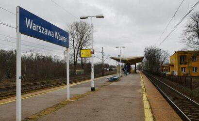 Bliżej do wygodnych podróży koleją z Otwocka do Warszawy