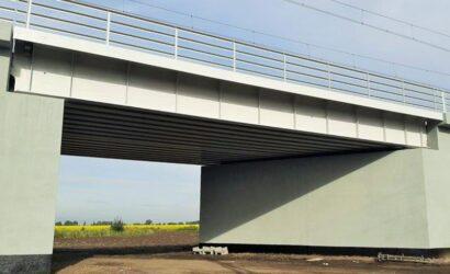 PLK zakończyły przebudowę wiaduktu na linii między Mimowolą a Jaksicami