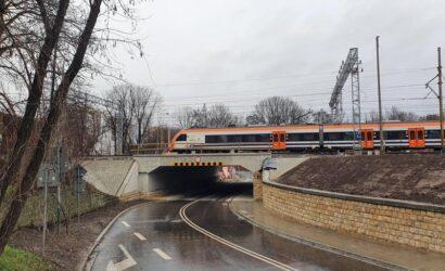 Zakończyła się modernizacja kolejnego wiaduktu kolejowego w Krakowie