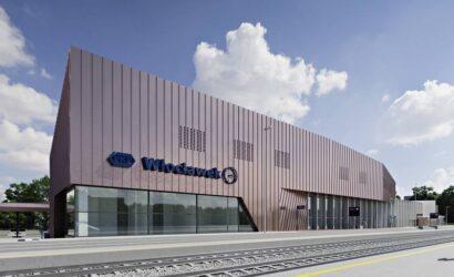 PKP S.A. podpisały z Budimex umowę na budowę dworca we Włocławku