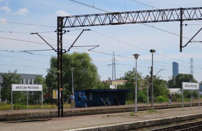 Utrudnienia w ruchu pociągów z Wrocławia do Legnicy i Głogowa [aktualizacja]