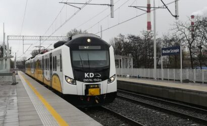 W czerwcu pasażerowie skorzystają z nowego przystanku Wrocław Szczepin