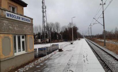 Po 21 latach pojedziemy pociągiem z Jelcza Miłoszyc do Wrocławia