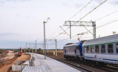 Nowy przystanek Wygoda jeszcze w tym roku zapewni lepszy dostęp do kolei