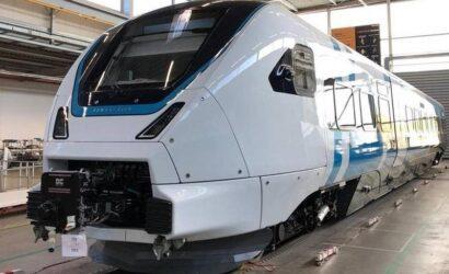 Bombardier zakończył produkcję pierwszego ZEFIRO Express dla Västtrafik