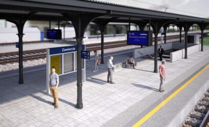 TPF będzie nadzorował budowę linii do lotniska w Przyszowicach