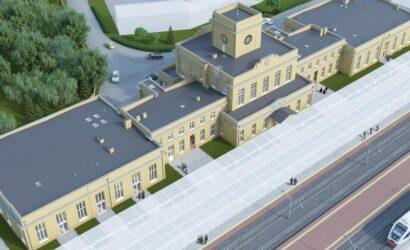 PKP S.A. podpisały umowę na przebudowę dworca kolejowego w Zbąszyniu