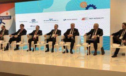 Z. Tracichleb: do Sławkowa jedzie kolejny pociąg intermodalny z Chin