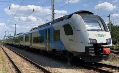 Alpha Trains rozbudował Desiro ML dla niemieckiego przewoźnika ODEG