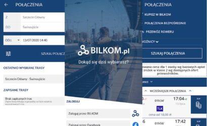 PKP Informatyka ogłosiła przetarg na audyt oprogramowania Bilkom