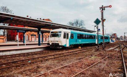 Od 18 stycznia Arriva uruchomi więcej pociągów w Kujawsko-Pomorskiem