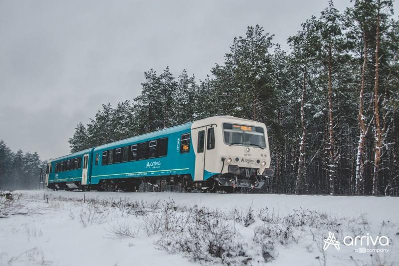 Kujawsko-pomorskie odwiesza pociągi do Czerska i do Chełmży