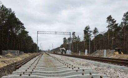 CPK z umową na studium wykonalności dla linii Żarów – Wałbrzych – granica państwa