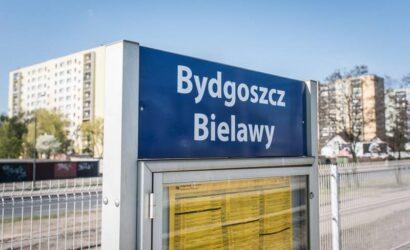 MI: to UM Bydgoszcz zdecyduje o nazwach dwóch przystanków kolejowych