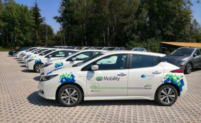 Car-sharing PKP Mobility także w Gdańsku